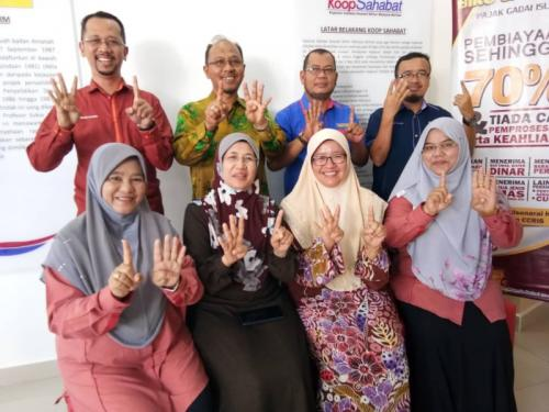 Majlis Perasmian Ar-Rahnu Biro Gadaian Jitra, Kedah