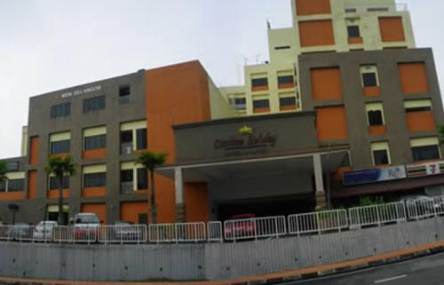 Hotel Carlton Holiday & Suite Shah Alam  2014