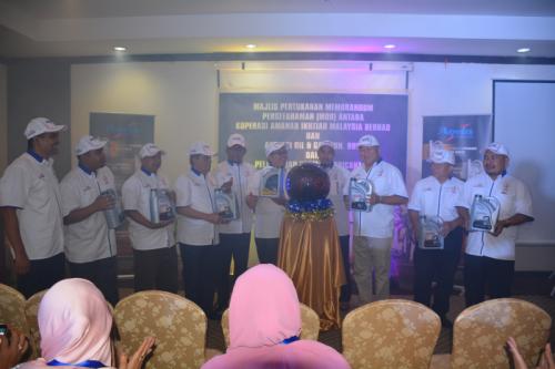 MOU antara Koperasi & Al-Wadi Oil Gas Sdn Bhd
