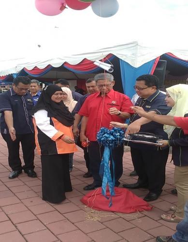 Program Himpunan Usahawan Amanah Ikhtiar Malaysia Zon Timur 2016