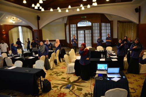 Program Retreat Pengurusan Koop Sahabat 2017