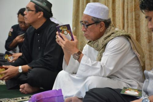 Majlis Bacaan Yasin & Doa Selamat sempana Ulangtahun ke-4 Hotel Carlton