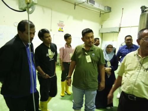 Lawatan SKM Pulau Pinang ke Sahabat Ikhtiar Retort, Senawang Negeri Sembilan