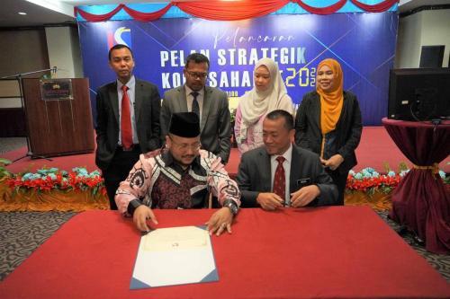 Pelancaran Pelan Strategik Koop Sahabat 2020-2024