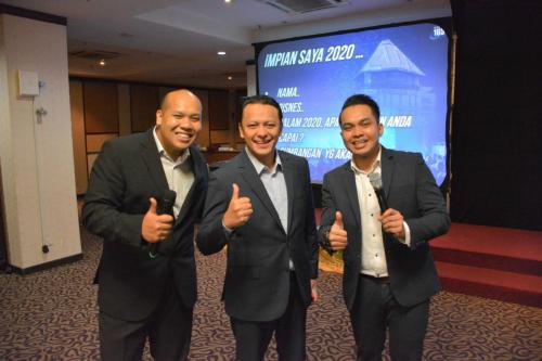 Seminar Kaya Luar Biasa 2019